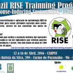 Brazil RISE Trainning Program Inscreva-se! Response-Inducing Sustanability Evaluation